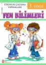 3. Sınıf Fen Bilimleri Etkinlik Çalışma Yaprakları Ata Yayınları