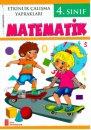 4. Sınıf Matematik Etkinlik Çalışma Yaprakları Ata Yayınları