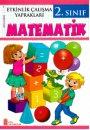 2. Sınıf Matematik Etkinlik Çalışma Yaprakları Ata Yayınları