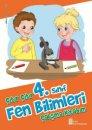 4.Sınıf Çıtır Çıtır Fen Bilimleri Çalışma Kitabım Ata Yayınları
