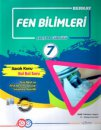 7. Sınıf Fen Bilimleri Çalışma Günlüğü Berkay Yayınları