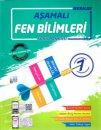 7. Sınıf Fen Bilimleri Aşamalı Soru Bankası Berkay  Yayınları