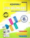 6. Sınıf Fen Bilimleri Aşamalı Soru Bankası Berkay Yayınları