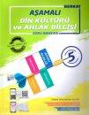 5. Sınıf Din Kültürü ve Ahlak Bilgisi Aşamalı Soru Bankası Berkay Yayınları