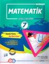 7. Sınıf Matematik Çalışma Günlüğü Berkay Yayınları