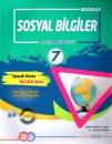 7. Sınıf Sosyal Bilgiler Çalışma Günlüğü Berkay Yayınları