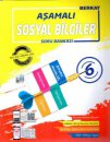 6. Sınıf Sosyal Bilgiler Aşamalı Soru Bankası Berkay Yayınları
