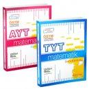 TYT - AYT Kazandıran Matematik Soru Bankaları Seti 2 Kitap ÜçDörtBeş Yayınları
