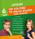 6.Sınıf Din Kültürü ve Ahlâk Bilgisi Soru Bankası Sadık Uygun Yayınları