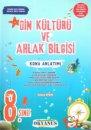 8. Sınıf LGS  Din Kültürü ve Ahlak Bilgisi Konu Anlatımlı Okyanus Yayınları