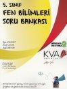 5. Sınıf Fen Bilimleri Soru Bankası KVA Yayınları