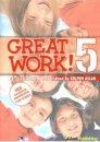 5. Sınıf Great Work Practice Test Arel Publishing