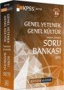 2019 KPSS Genel Yetenek Genel Kültür Tamamı Çözümlü Soru Bankası Seti 5 Kitap Pegem Akademi Yayınları