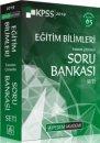 2019 KPSS Eğitim Bilimleri Tamamı Çözümlü Modüler Soru Bankası Seti 6 Kitap Pegem Akademi Yayıncılık