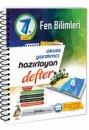 7. Sınıf Fen Bilimleri Hazırlayan Defter Çanta Yayınları