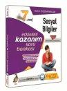 7.Sınıf Sosyal Bilgiler Etkinlikli Kazanım Soru Bankası Çanta Yayınları