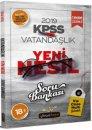 2019 KPSS Genel Kültür Vatandaşlık Soru Bankası Beyaz Kalem Yayınları