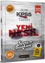 2019 KPSS Genel Kültür Tarih Soru Bankası Beyaz Kalem Yayınları