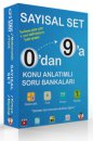 0'dan 9'a Konu Anlatımlı Sayısal Set Tonguç Akademi