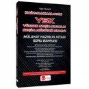 Kaim Makam YSK Şeçim Müdürlüğü Sınavı Mülakat Hazırlık Kitabı Soru Bankası Akfon Yayınları