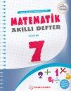 7. Sınıf Matematik Akıllı Defter Palme Yayınları
