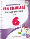 6. Sınıf Fen Bilimleri Akıllı Defter Palme Yayınları