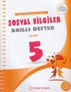 5. Sınıf Sosyal Bilgiler Akıllı Defter Palme Yayınları