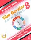 8. Sınıf Tüm Dersler Kazanım Serisi Soru Kitabı Palme Yayınları