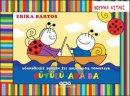 Büyülü Ada'da Uğurböceği Sevecen ile Salyangoz Tomurcuk Boyama Kitabı