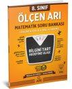 8. Sınıf Ölçen Arı Matematik Soru Bankası Arı Yayıncılık