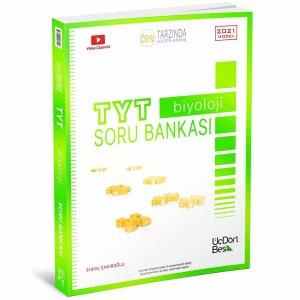 Üç Dört Beş TYT Biyoloji Soru Bankası 2021 Model