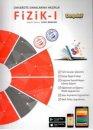 Üniversite Sınavlarına Hazırlık Fizik 1 Hibbit Serisi Soru Bankası Derspektif Yayınları