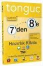 7 den 8 e Türkçe Matematik Fen Bilimleri Hazırlık Kitabı Tonguç Akademi