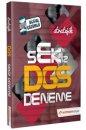 2019 DGS Stratejik Sekiz Deneme  Dijital Çözümlü Uzman Kariyer Yayınları