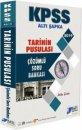 2019 KPSS Tarihin Pusulası Çözümlü Soru Bankası Atila Çetin Altı Şapka Yayınları