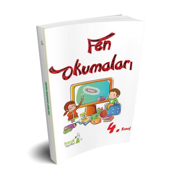 4. Sınıf Fen Okumaları Keşif Yayınları