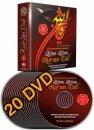 """Adım Adım Kur""""an Dili Görsel Eğitim DVD Seti (20 DVD) Necla Yasdıman DDY Yayınları"""