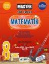Okyanus Yayınları 8. Sınıf LGS Master Matematik Soru Bankası