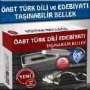 ÖABT Türk Dili ve Edebiyatı Öğretmenlği Flash Bellek KR Akademi