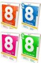 8.Sınıf LGS 4'lü Soru Bankası Seti  Bilfen Yayınları