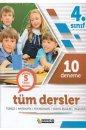 4. Sınıf Tüm Dersler 10 Deneme Branş Akademi Yayınları
