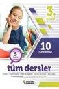 3. Sınıf Tüm Dersler 10 Deneme Branş Akademi Yayınları
