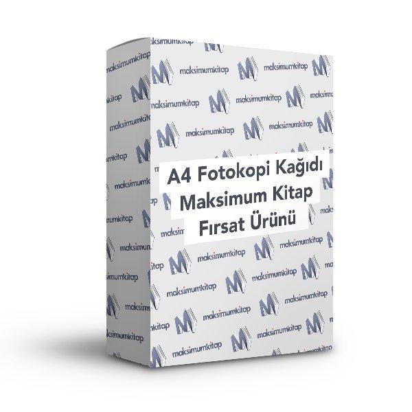 A4 Fotokopi Kağıdı 500 Yaprak 1 Paket Maksimum Kitap Fırsat Ürünü