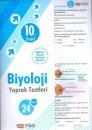 10. Sınıf Biyoloji Yaprak Test Nitelik Yayınları