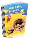 9. Sınıf Türk Dili ve Edebiyatı Öğrenme Rehberim Zafer Yayınları