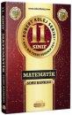 11. Sınıf Kolej Serisi Matematik Soru Bankası Robert Yayınları