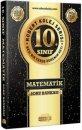 10. Sınıf Kolej Serisi Matematik Soru Bankası Robert Yayınları