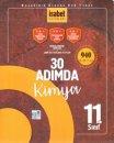 11. Sınıf 30 Adımda Kimya 940 Soru İsabet Yayınları