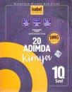 10. Sınıf 20 Adımda Kimya 1095 Soru İsabet Yayınları