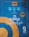 9. Sınıf 20 Adımda Coğrafya 1000 Soru İsabet Yayınları